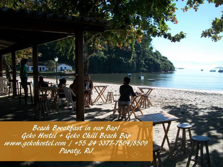 Geko Hostel E Pousada, Paraty, Brazil, what are the safest areas or neighborhoods for hotels in Paraty