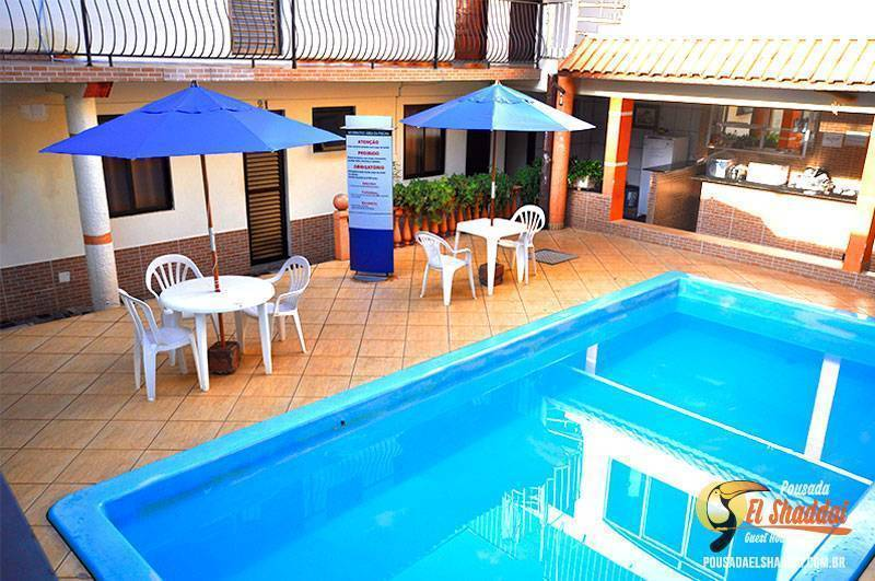 Guest House - El Shaddai, Foz do Iguacu, Brazil, Brazil hotels and hostels