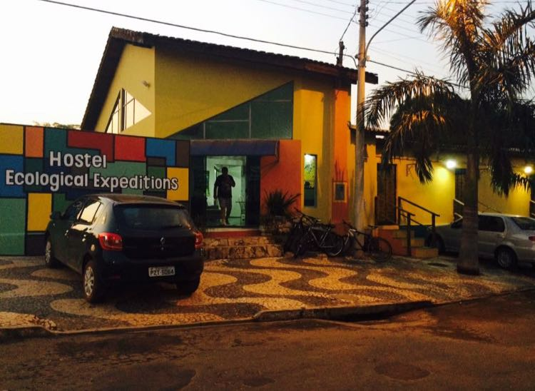 Hostel Ecological Expeditions, Bonito, Brazil, Brazil hotels and hostels