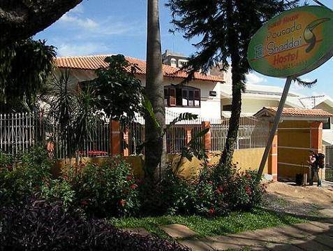 Hostel El Shaddai, Foz do Iguacu, Brazil, Brazil hotels and hostels