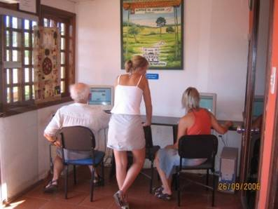 Hostel Paudimar Campestre, Foz do Iguacu, Brazil, Brazil hotels and hostels