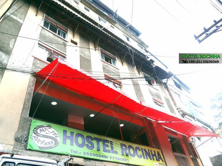 Hostel Rocinha, Rio de Janeiro, Brazil, Brazil hotels and hostels
