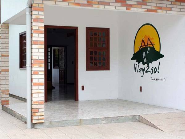 Hostel Way 2 Go, Florianopolis, Brazil, really cool hotels and hostels in Florianopolis