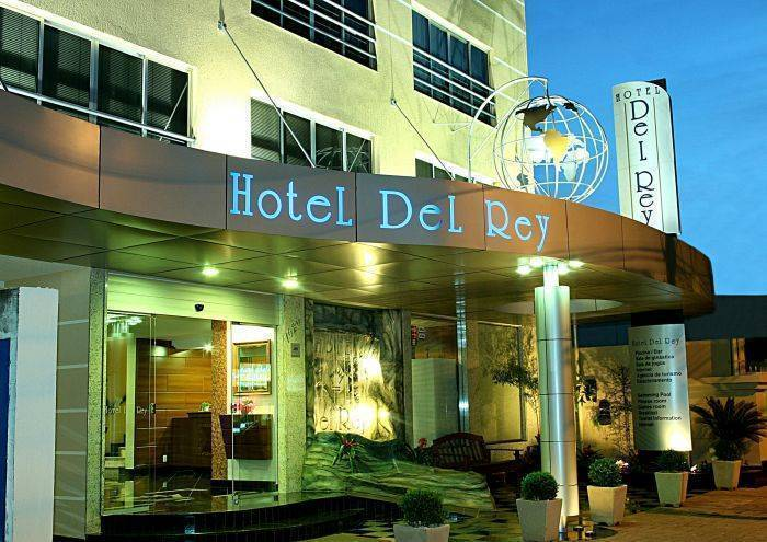 Hotel del Rey, Foz do Iguacu, Brazil, Brazil hotels and hostels