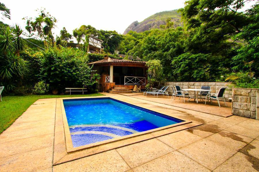 Lagoon Hostel, Rio de Janeiro, Brazil, find me the best hotels and places to stay in Rio de Janeiro