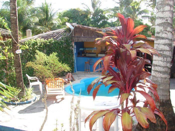 Lua Azul, Porto Seguro, Brazil, how to choose a hotel or hostel in Porto Seguro