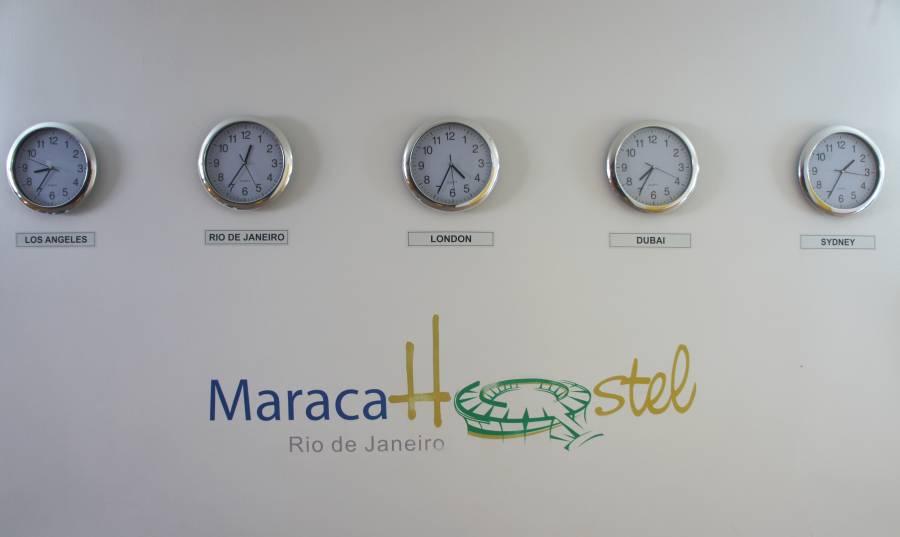 Maraca Hostel, Rio de Janeiro, Brazil, Brazil hotels and hostels