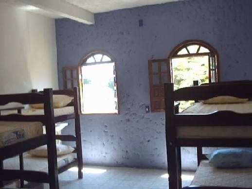 Nega Maluca Guesthouse, Salvador, Brazil, coolest hotels in the world in Salvador