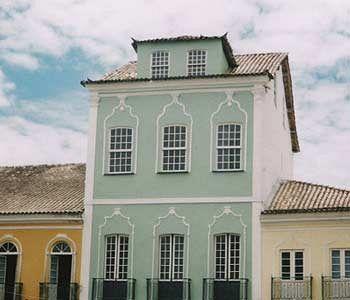 Rosa Bahiana, Salvador, Brazil, budget hostels in Salvador