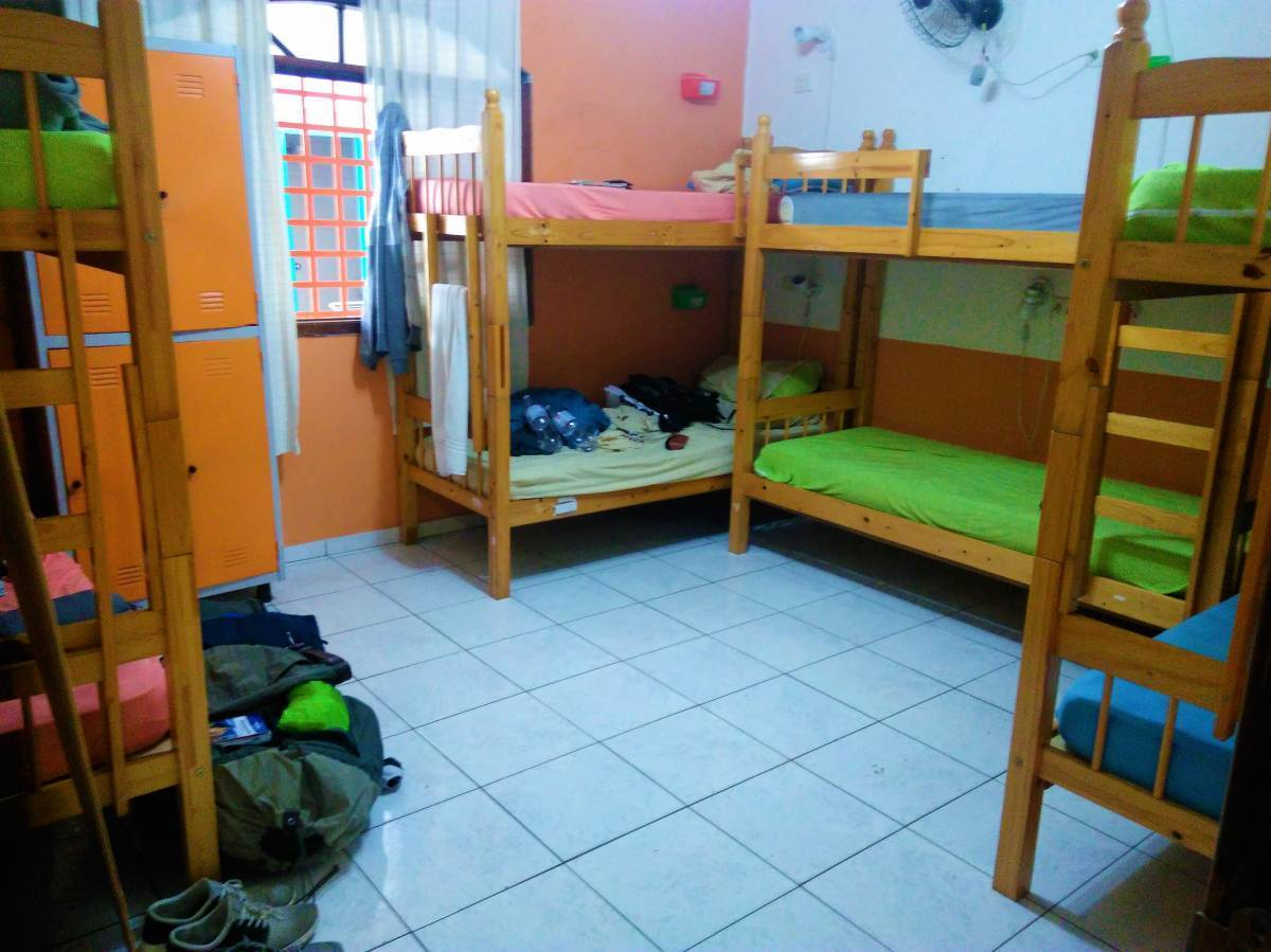 Sampa Hostel, Sao Paulo, Brazil, top travel website for planning your next adventure in Sao Paulo