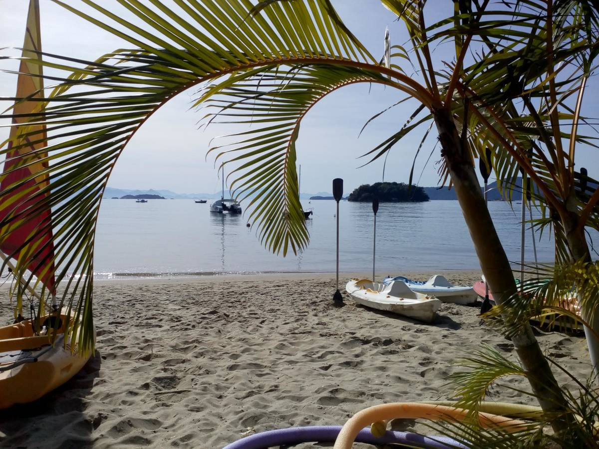 Sereia do Mar, Paraty, Brazil, how to spend a holiday vacation in a hotel in Paraty