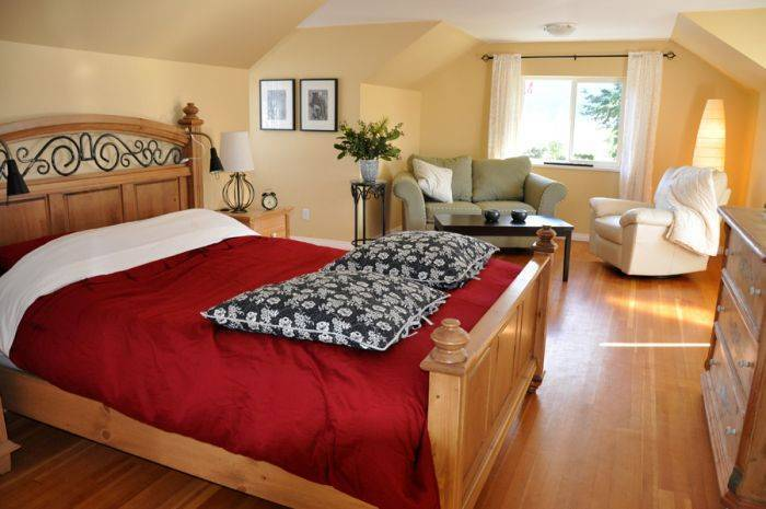 Packhouse Bed and Breakfast, Abbotsford, British Columbia, British Columbia hotels and hostels
