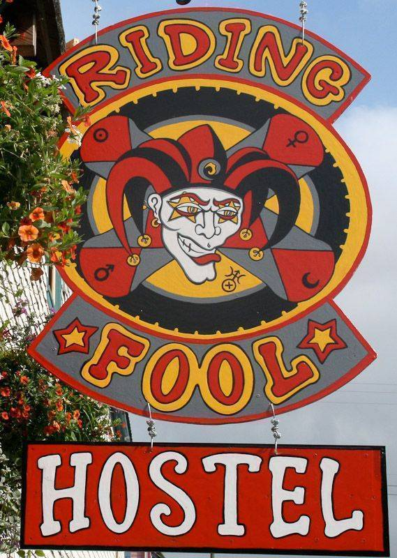 Riding Fool Hostel, Cumberland, British Columbia, British Columbia hotels and hostels