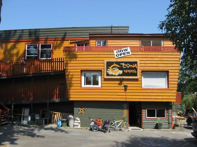 The Cona Hostel, Courtenay, British Columbia, British Columbia hotele i hostele