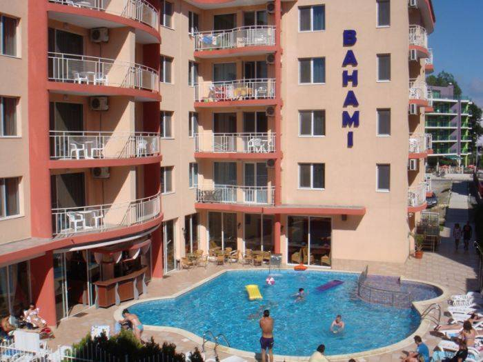 Bahami Hotel, Slanchev Bryag, Bulgaria, guesthouses and backpackers accommodation in Slanchev Bryag