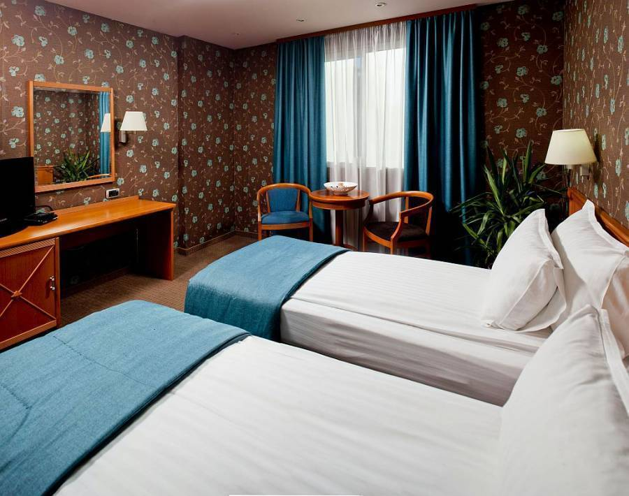 Best Western Plus City Hotel, Sofia, Bulgaria, pet-friendly hostels, backpackers and B&Bs in Sofia