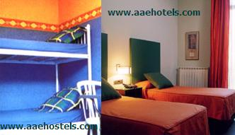 AAE Hostels and Hotel San Diego, Old Town San Diego, California, California hotels and hostels
