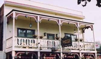 1859 Historic National Hotel - Search available rooms for hotel and hostel reservations in Jamestown 7 photos