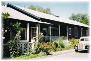 Melitta Station Inn, Santa Rosa, California, California hotels and hostels