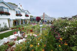 Mill Rose Inn, Half Moon Bay, California, California hotels and hostels