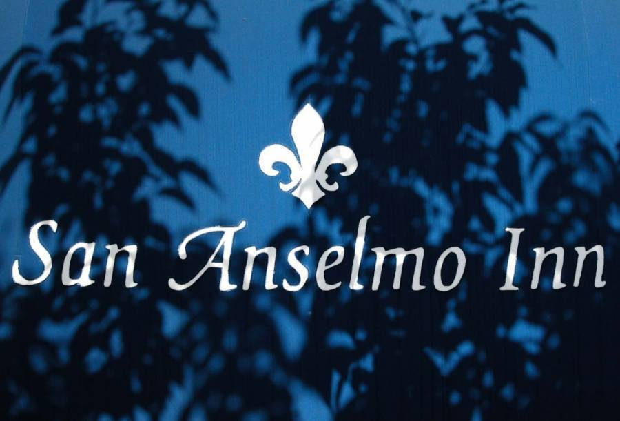 San Anselmo Inn, San Anselmo, California, pet-friendly hotels, hostels and B&Bs in San Anselmo