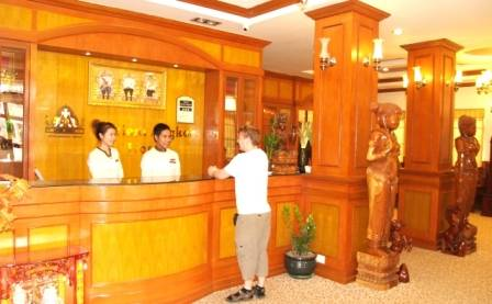 Ancient Angkor Hotel, Siem Reap, Cambodia, Cambodia hotels and hostels