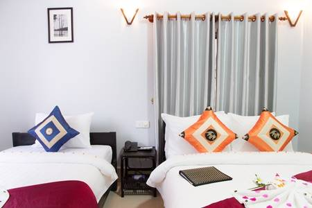Angkor Empire Boutique, Siem Reap, Cambodia, Cambodia hotels and hostels