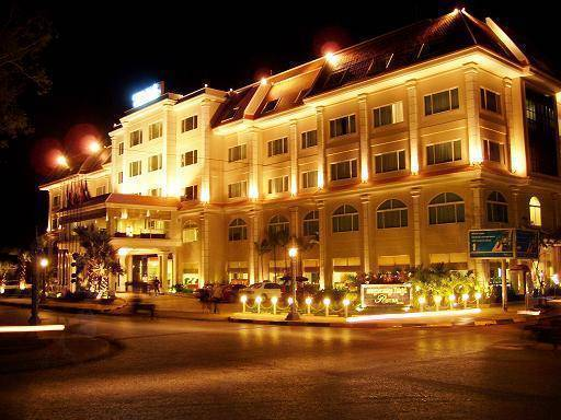 Angkor Riviera Hotel, Siem Reap, Cambodia, Cambodia hotels and hostels
