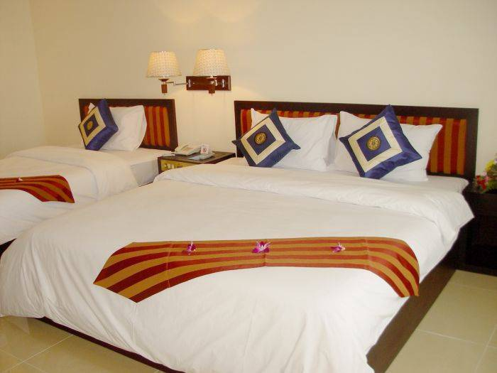 Angkor Riviera Hotel, Siem Reap, Cambodia, we offer the best guarantee for low prices in Siem Reap