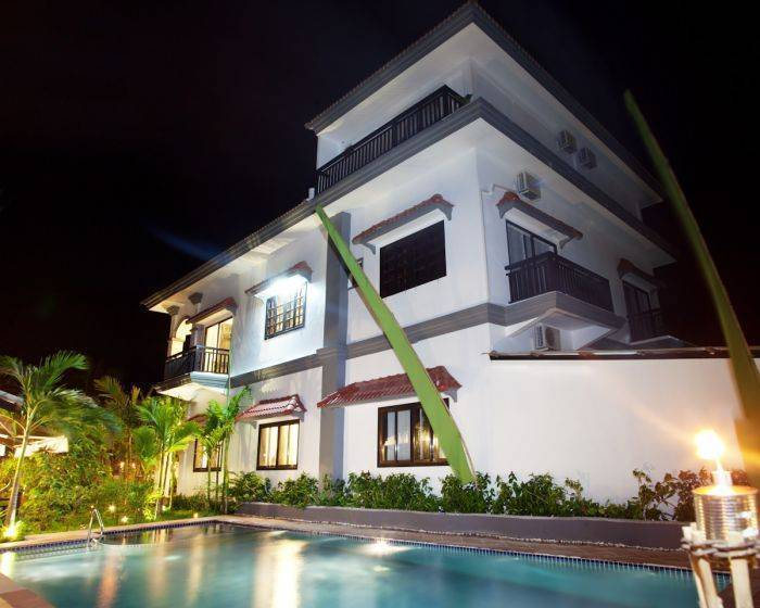 Areca Angkor Boutique Villa, Siem Reap, Cambodia, Cambodia hotels and hostels