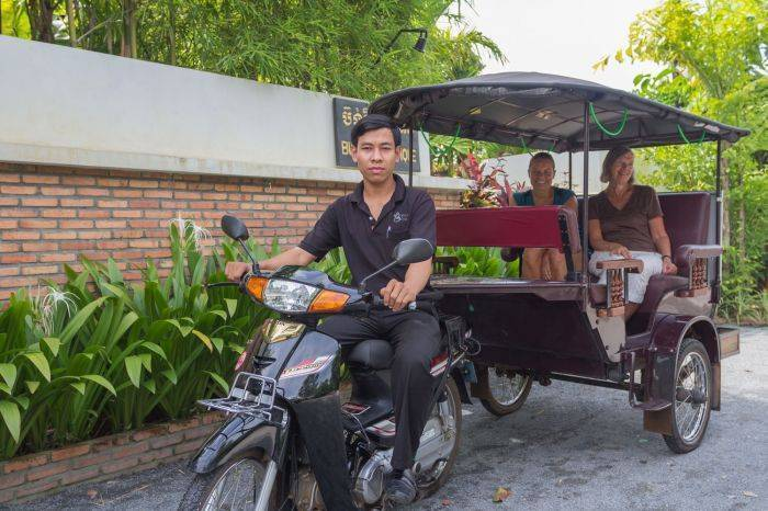 Bunwin Residence, Siem Reap, Cambodia, places for vacationing and immersing yourself in local culture in Siem Reap