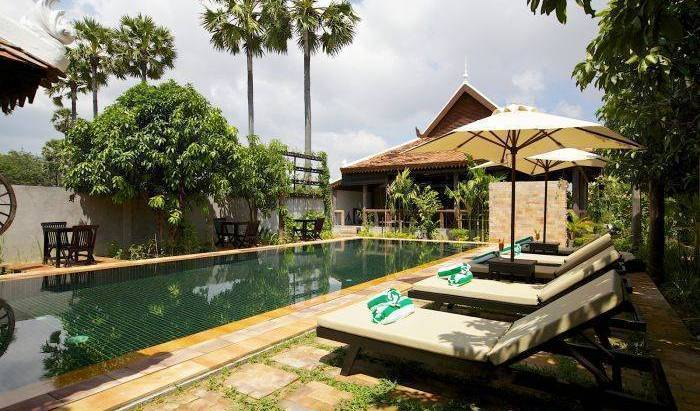 Bunwin Residence - Get low hotel rates and check availability in Siem Reap 36 photos