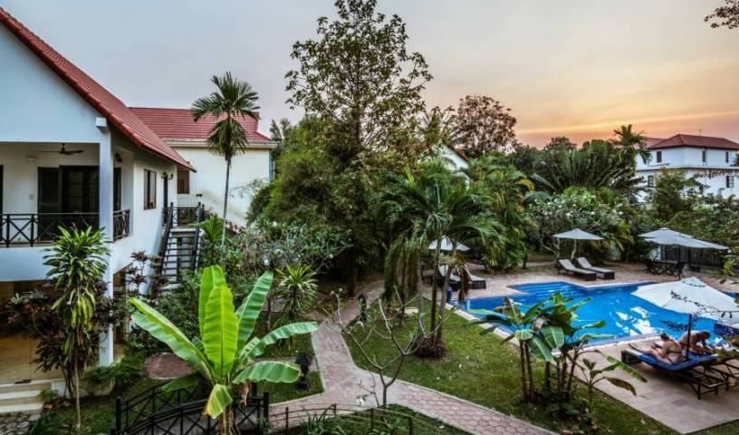 Community Residence Siem Reap - Search for free rooms and guaranteed low rates in Siem Reap 31 photos