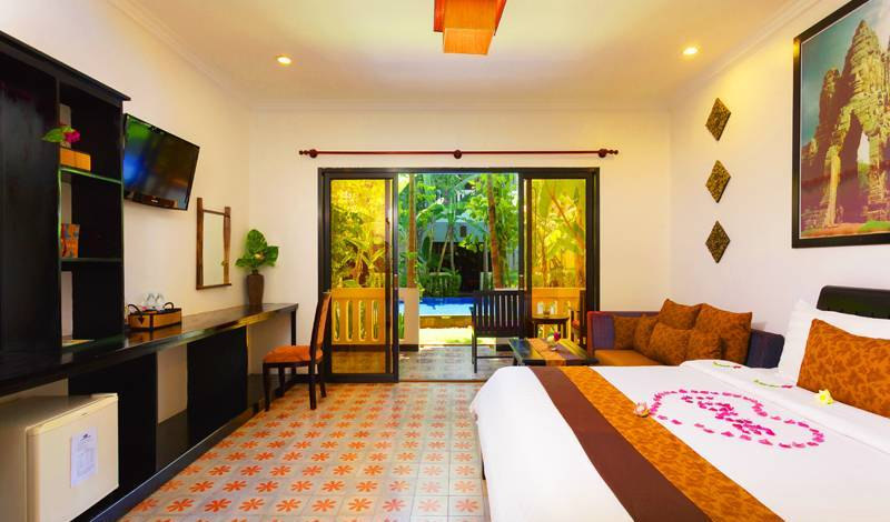 La Residence Watbo Hotel - Get low hotel rates and check availability in Phumi Kampong Reab 19 photos