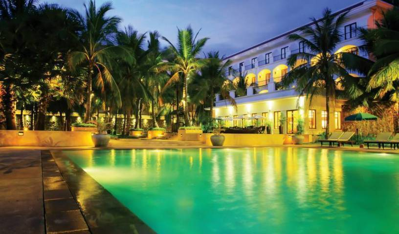 Lotus Blanc Resort - Search for free rooms and guaranteed low rates in Siem Reap 51 photos
