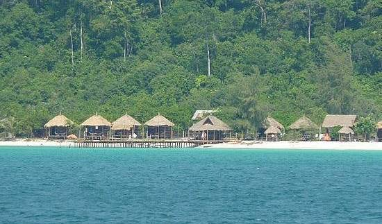 Sok San Beach Bungalows - Search available rooms for hotel and hostel reservations in Phumi K'am Samna Leu, outstanding travel and hotels 27 photos