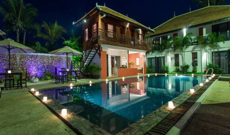 Suorkear Boutique Hotel and Spa, Khétt Po?th?s?t, Cambodia hotels and hostels 43 photos