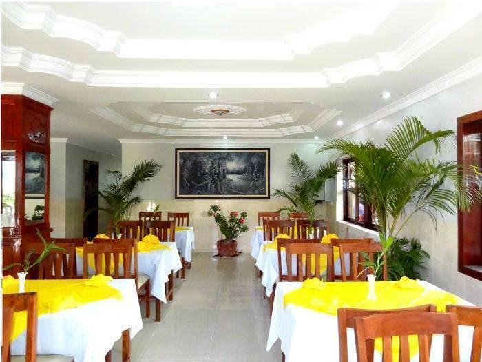 Damnak Riverside Hotel, Siem Reap, Cambodia, hostels, backpacking, budget accommodation, cheap lodgings, bookings in Siem Reap