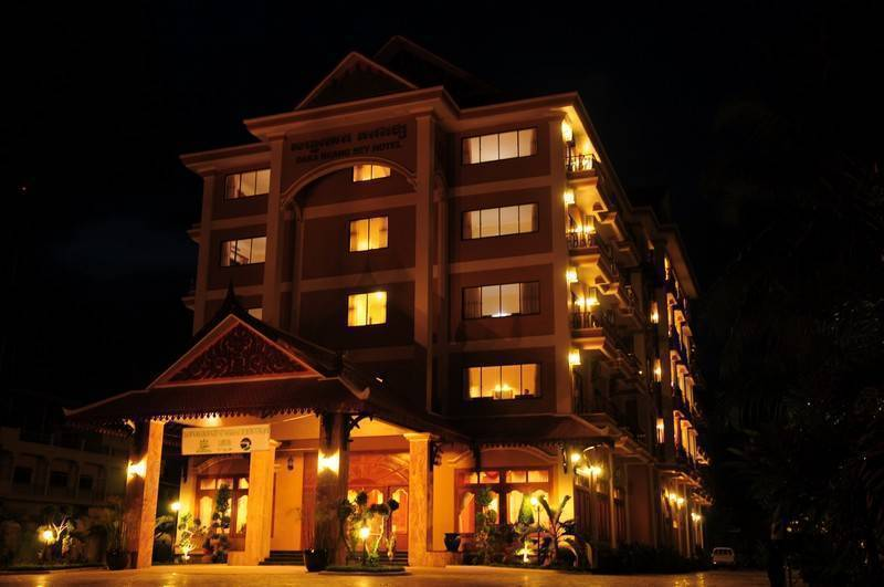 Dara Reang Sey Angkor Hotel, Siem Reap, Cambodia, best hotels and bed & breakfasts in town in Siem Reap