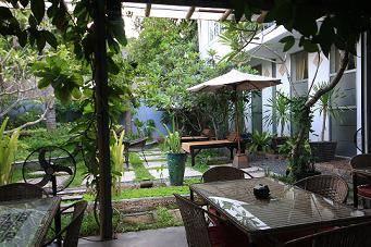 Frangipani Villa, Phnom Penh, Cambodia, Cambodia hotels and hostels