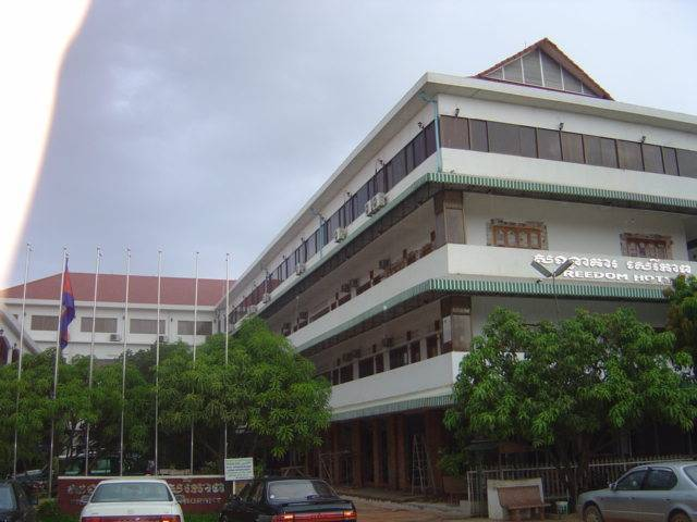 Freedom Hotel, Siem Reap, Cambodia, Cambodia hotels and hostels
