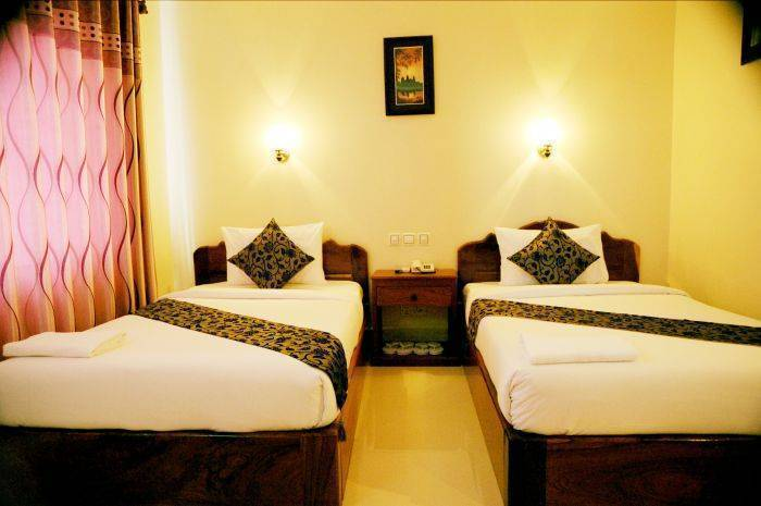 Gloria Angkor Hotel, Siem Reap, Cambodia, Cambodia hotels and hostels