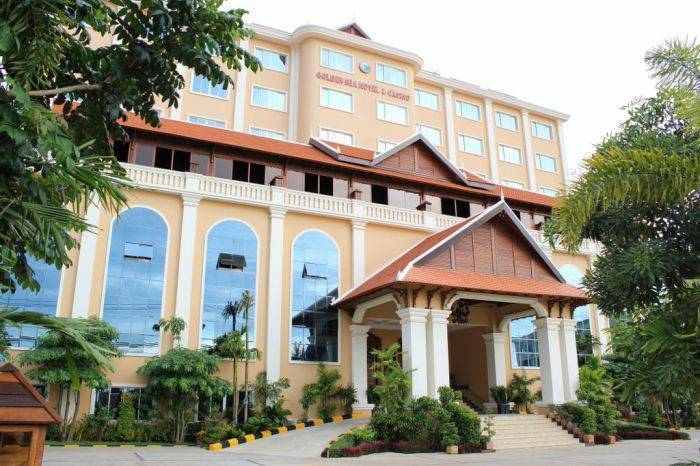 Golden Sea Hotel and Casino, Kampong Saom, Cambodia, a new concept in hospitality in Kampong Saom