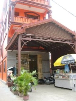 Hak House Hostel, Siem Reap, Cambodia, preferred site for booking holidays in Siem Reap
