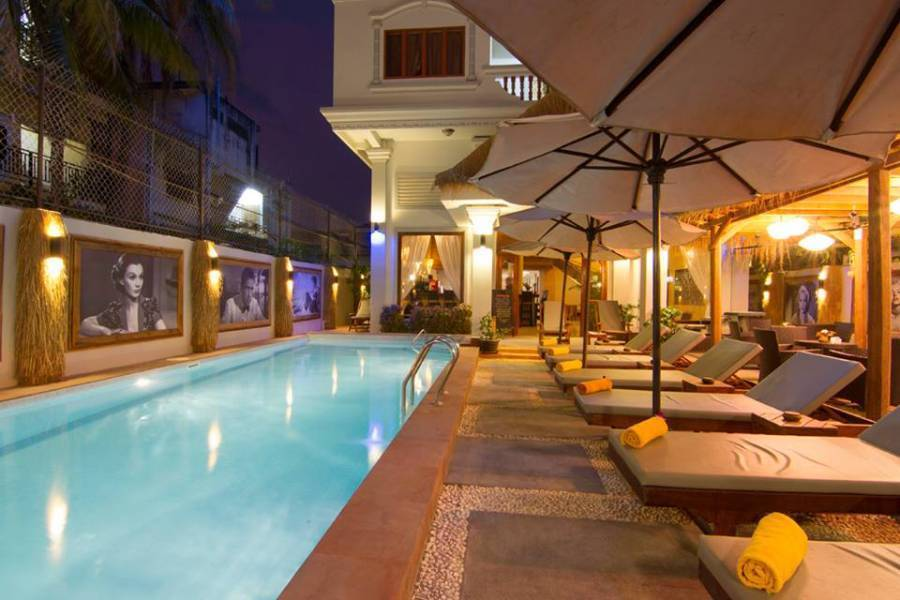 Hotel 20th Street, Siem Reap, Cambodia, Cambodia hotels and hostels
