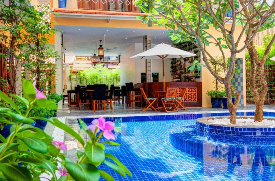 House Boutique Eco Hotel, Tuol Tumpung, Cambodia, Cambodia hotels and hostels