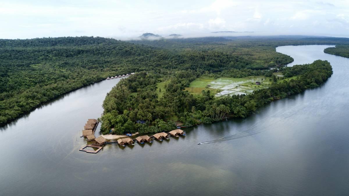 Koh Andet Eco Resort, Krong Kaoh Kong, Cambodia, Cambodia hotels and hostels