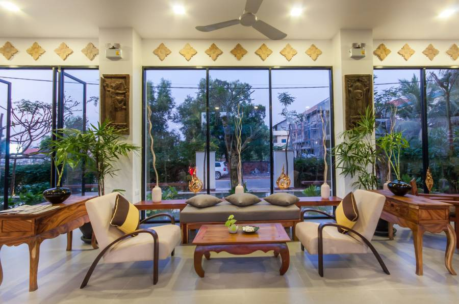 Landing Gold Villa, Siem Reap, Cambodia, gay friendly hotels, hostels and B&Bs in Siem Reap