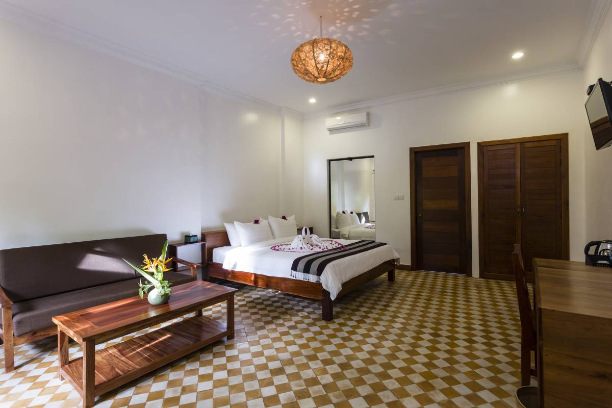 Le Jardin D'angkor Hotel and Resort, Siem Reap, Cambodia, Cambodia hotels and hostels