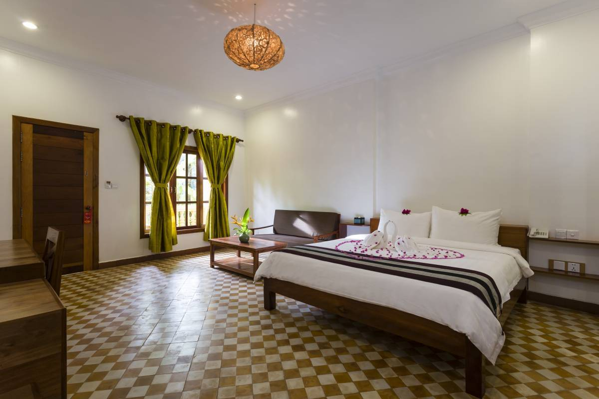 Le Jardin D'angkor Hotel and Resort, Siem Reap, Cambodia, most recommended hotels by travelers and customers in Siem Reap